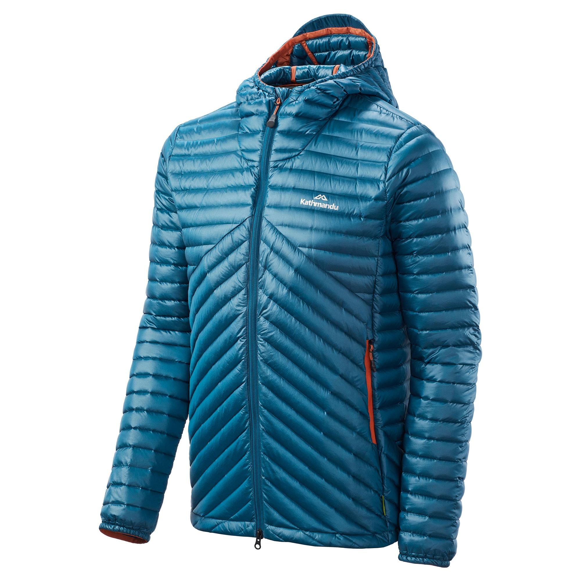 thumbnail 16 - NEW Kathmandu Flinders Lightweight Water-Repellent Warm Men's Down Puffer Jacket
