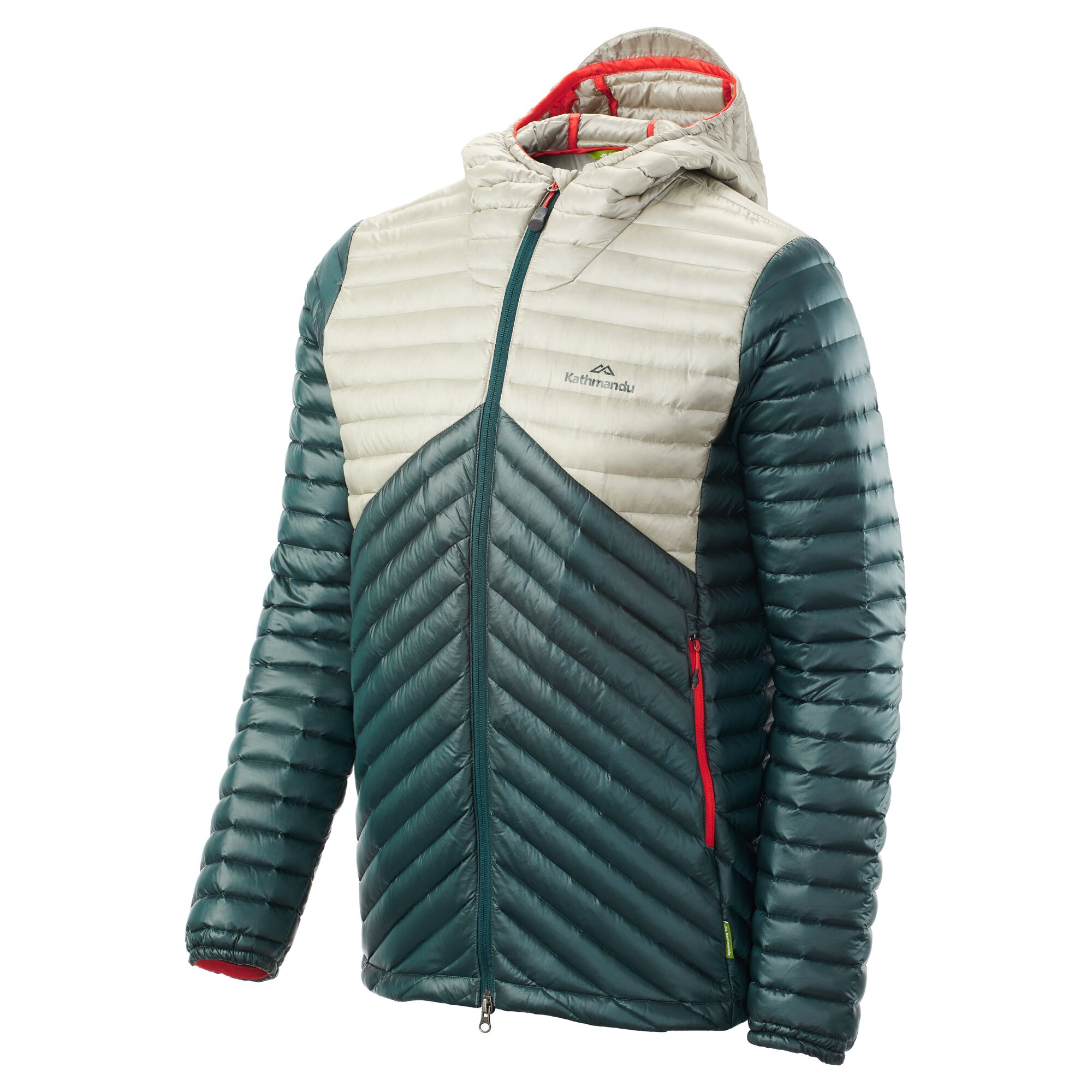 thumbnail 22 - NEW Kathmandu Flinders Lightweight Water-Repellent Warm Men's Down Puffer Jacket